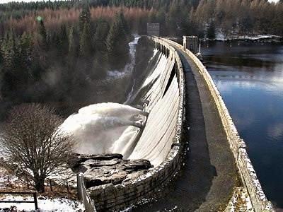 Гидроэлектростанция - энергия воды
