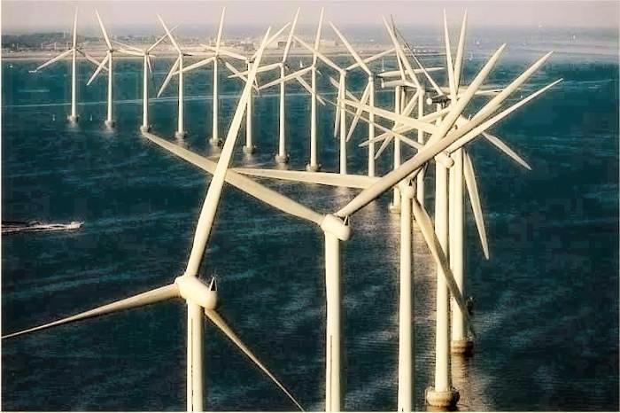 Энергия ветра - возобновляемый источник энергии