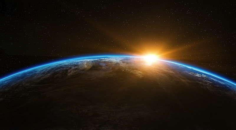 Формирование атмосферы земли