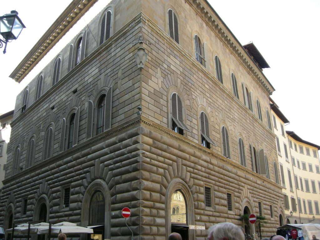 Палаццо Гонди, Флоренция
