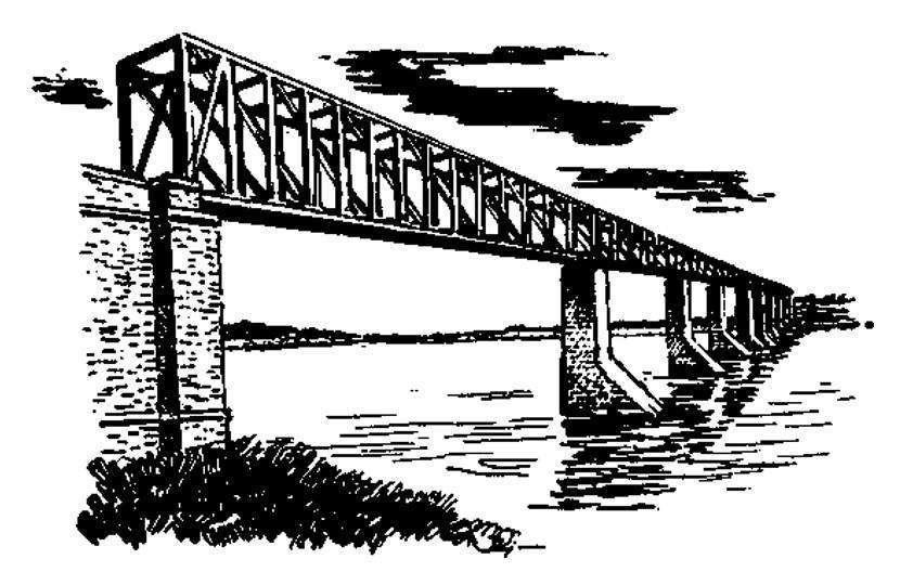 Мост работы Николая Аполлоновича Белелюбского
